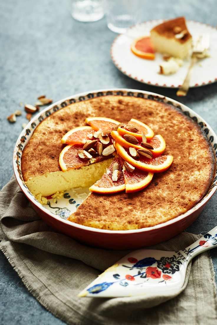 1000 ideas about Ricotta Pie on Pinterest  Ricotta