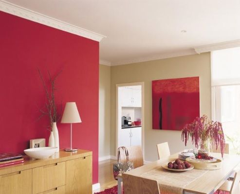 54 Best PaintRight Colac Red Interior Colour Schemes