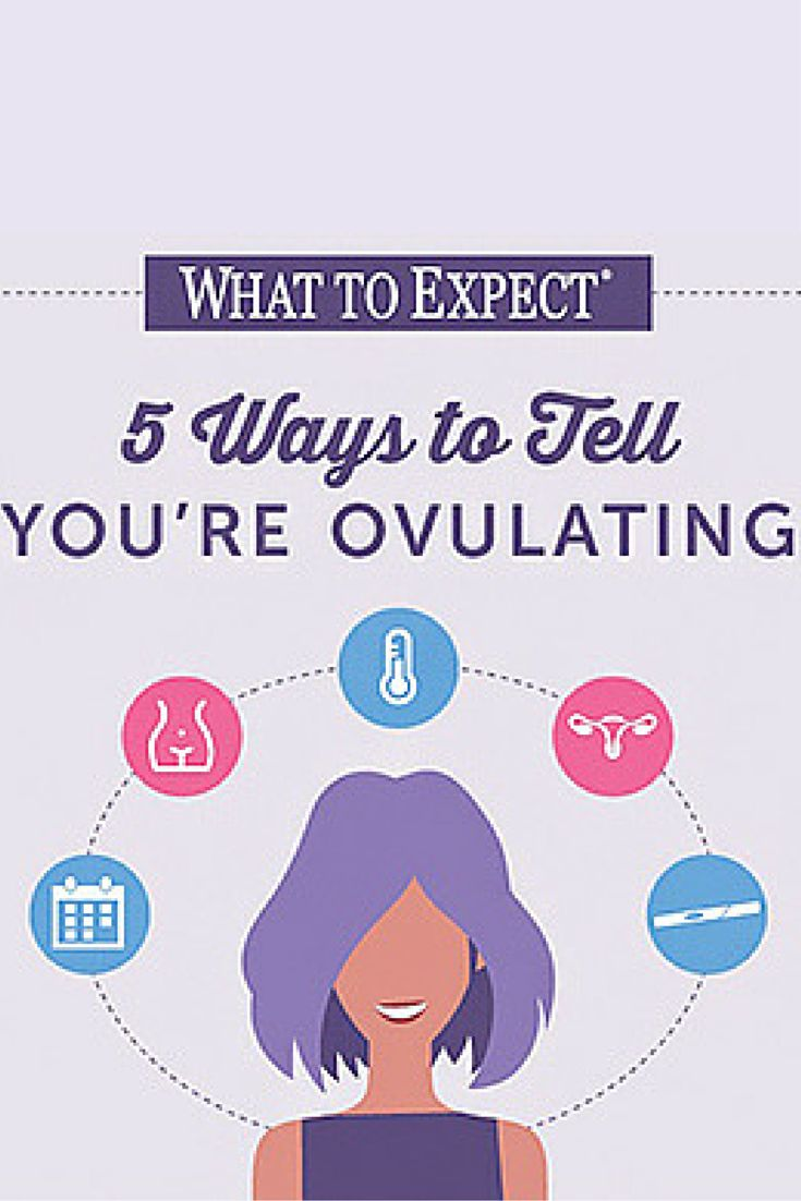 How do I know if I'm ovulating? Listen to your body check ...