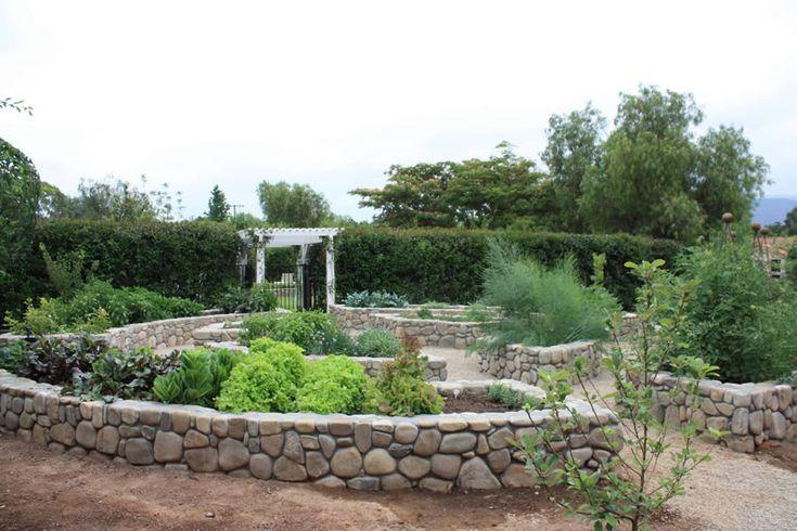Raised Vegetable Garden Uneven Ground