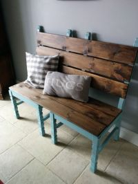 25+ best ideas about Chair Bench on Pinterest | Unusual ...