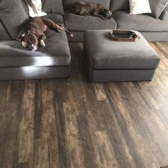 Gray Wood Tile Floor Living Room Interior Design Photo Gallery Shaw Floorte Novella 745 In My   Diy Home ...
