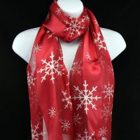 17 Best images about Holiday: Christmas Scarves on ...