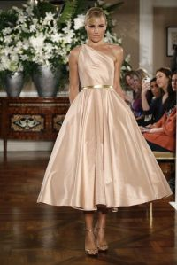 25+ best ideas about Tea length bridesmaid dresses on ...