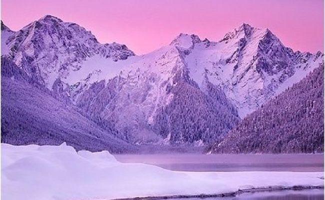 Best 25 Winter Sunset Ideas On Pinterest Winter Nature