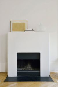 25+ best ideas about Simple Fireplace on Pinterest ...