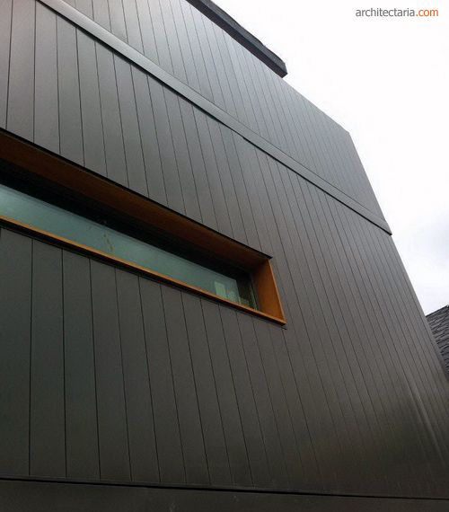 64 Best Images About Standing Seam Metal Cladding On Pinterest