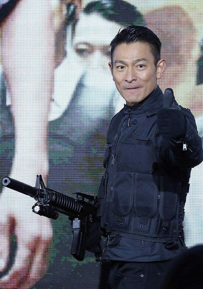 Watch online Andy Lau Thai Boxing Movie in english with