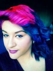 splat hair dye deep emerald