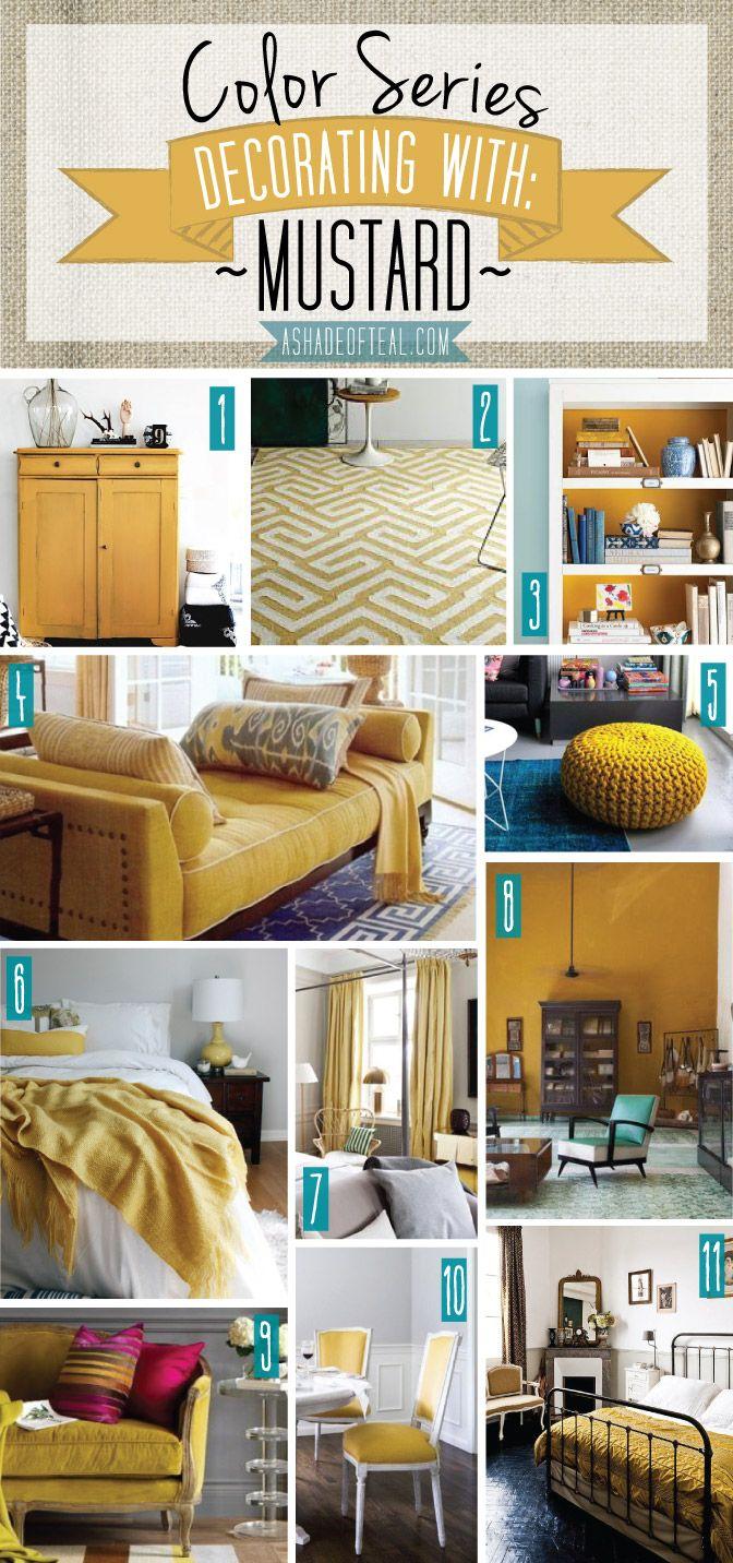 25 Best Ideas About Mustard Yellow Decor On Pinterest Mustard