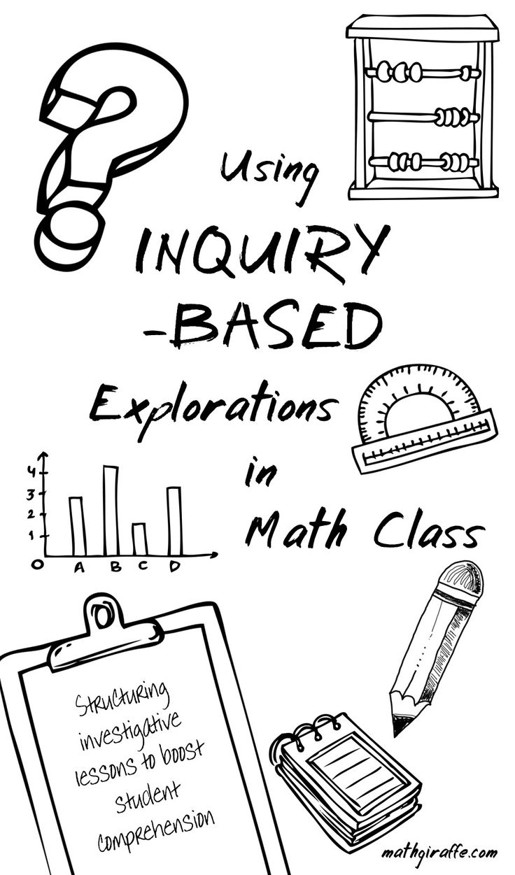 Math Giraffe Blog Posts: a collection of ideas to try