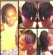 natural hairstyles-children