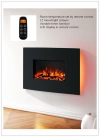 25+ best ideas about Wall Mounted Electric Fires on ...