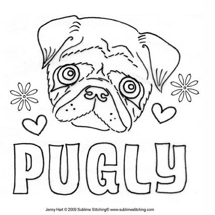 1000+ images about Leani's Pug Blanket on Pinterest