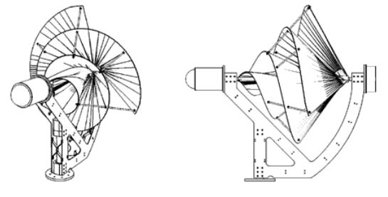 The Archimedes domestic wind turbine: Due to its unique