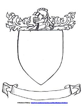 Medieval times, Coat of arms and Medieval on Pinterest