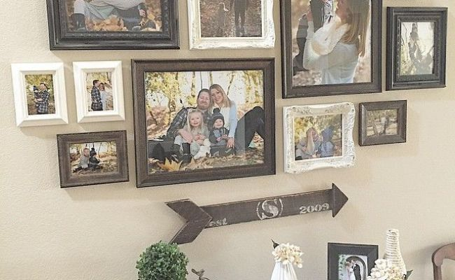 628 Best Images About Family Wall Ideas On Pinterest