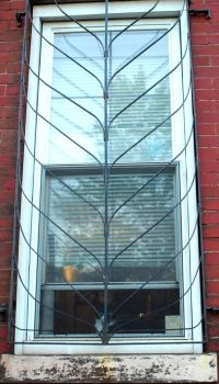 Look! Decorative Window Bars in Philadelphia | Creative ...