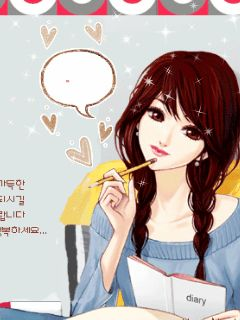 Wallpaper Cute Korean Girl Cartoon 104 Best Images About Cute Cartoons On Pinterest Cartoon