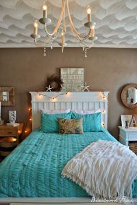 1000+ images about Beach Bedrooms on Pinterest | Tropical ...