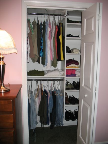 25 Best Ideas About Small Closets On Pinterest Closet Design Storage And