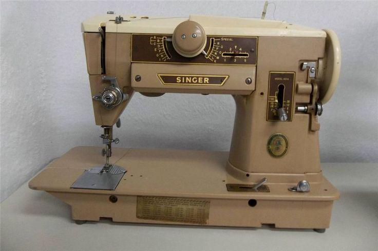 Threading Singer 401 A Sewing Pinterest