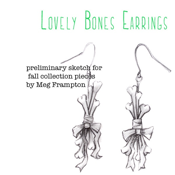 17 Best images about Earring Sketches on Pinterest