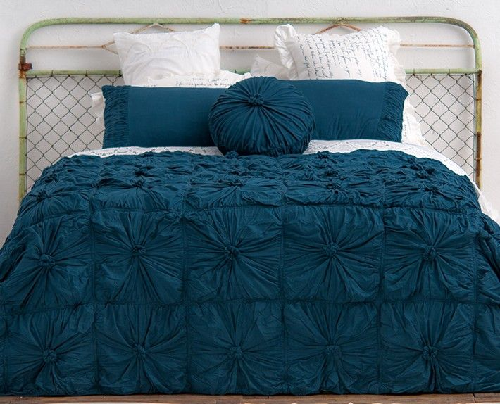 17 Best ideas about Teal Bed Sheets on Pinterest