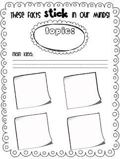 Sticky notes, Non fiction and Nonfiction on Pinterest