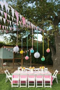25+ best ideas about Garden birthday on Pinterest