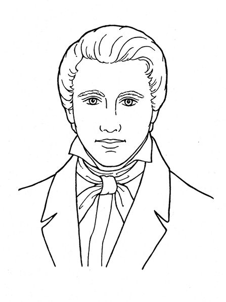 93 best images about LDS Prophets: Joseph Smith on