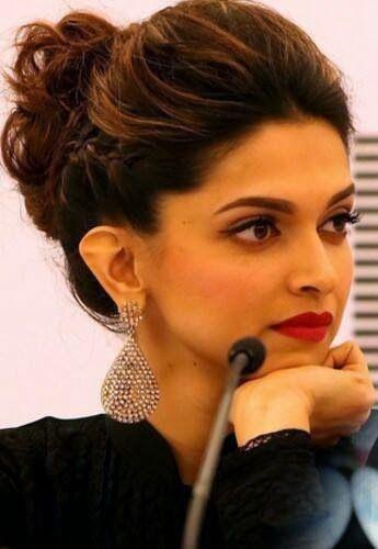 25 Best Ideas About Deepika Padukone Hairstyles On Pinterest