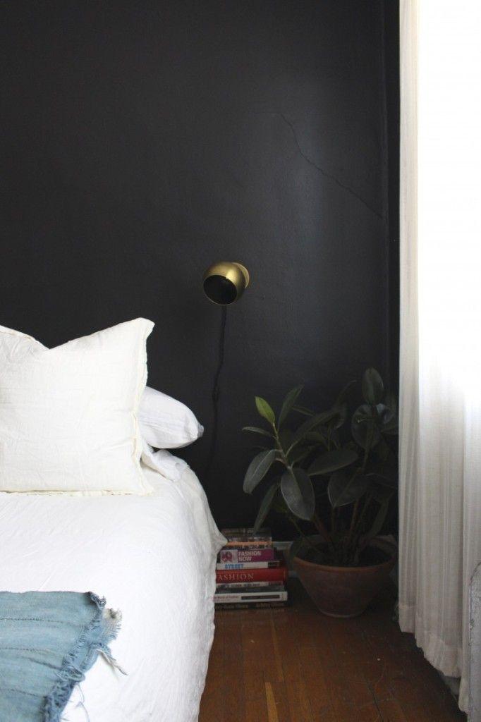 1000 ideen over Donkere Slaapkamer Muren op Pinterest