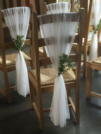 Best 25+ Wedding Chair Sashes ideas only on Pinterest ...