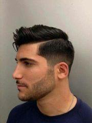 comb over mens haircuts