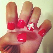 2015 red nails nail ideas