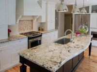 White Marble countertop paint kit | Kitchen Paint Colors ...