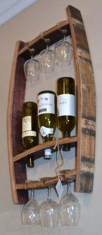 Simple Wine Rack Ideas