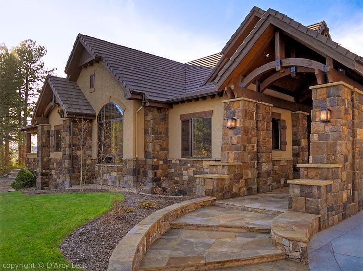25 Best Ideas About Stone Exterior Houses On Pinterest House