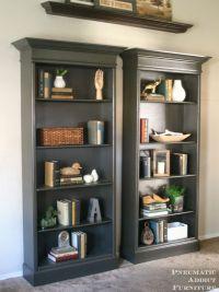 How to Upgrade Bookshelves   Home Inspiration   Pinterest ...