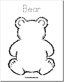 116 best images about Teddy Bear Preschool Theme on