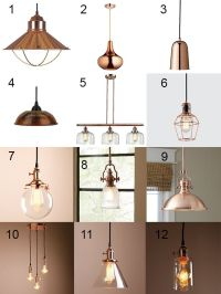 25+ best ideas about Copper lighting on Pinterest