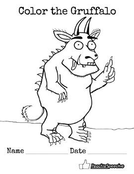 169 best images about The Gruffalo on Pinterest