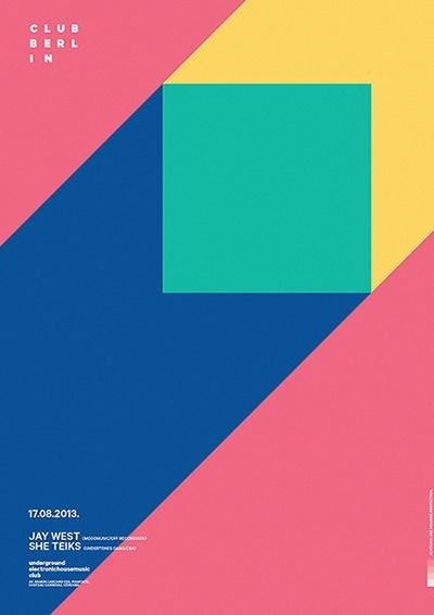 Best 25 Flat Design Poster Ideas On Pinterest