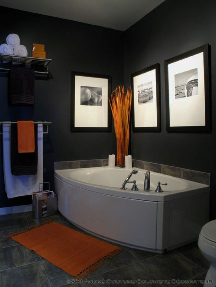 Best 25 Mens bathroom decor ideas on Pinterest  Grey bathroom decor Coral home decor and Red