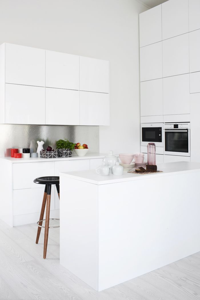 Kitchen by deko  Housing fair Finland 2012  DREAM KITCHEN  Pinterest  High ceilings Small