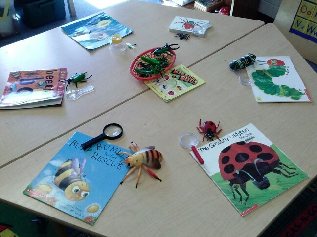 174 Best Images About Preschool Bug Theme On Pinterest