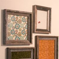 Top 25 ideas about Framed Fabric on Pinterest | Framing ...