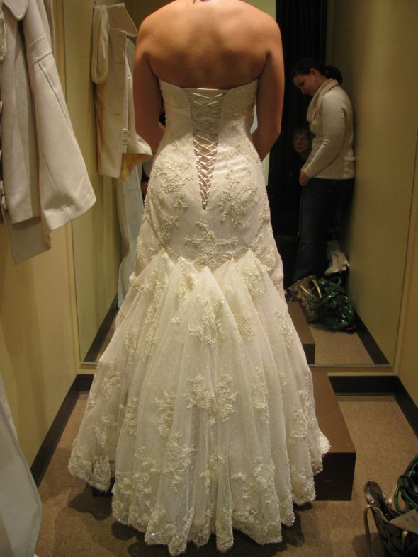 17 Best images about Bustles on Pinterest  Tulle dress The secret and My wedding