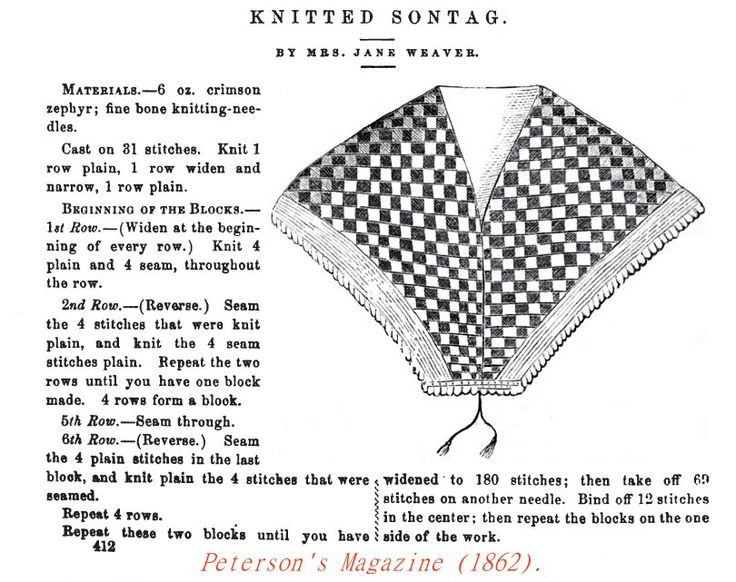 17 Best images about Sontag and knitted shawls on